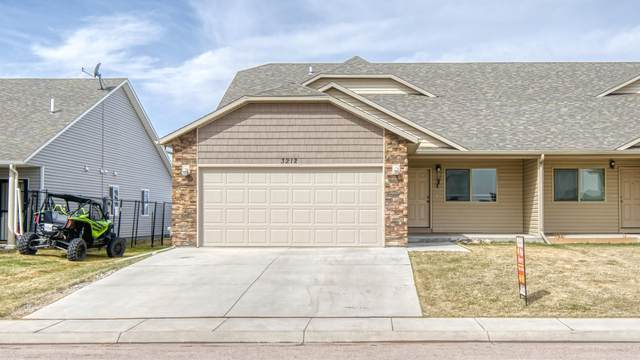 3212 Hoback Ave -, Gillette, WY 82718 (MLS #20-465) :: The Wernsmann Team | BHHS Preferred Real Estate Group