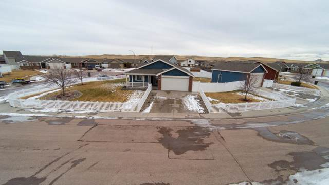 801 Sako Dr -, Gillette, WY 82718 (MLS #20-47) :: Team Properties