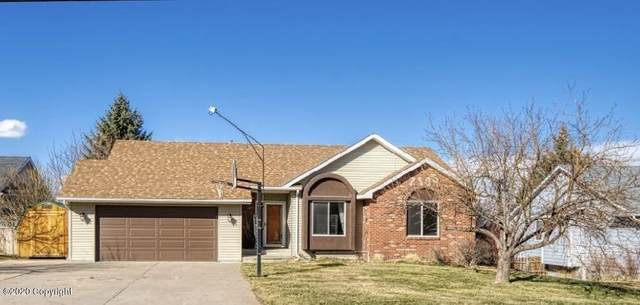 2509 Gallery View Dr -, Gillette, WY 82718 (MLS #20-484) :: Team Properties