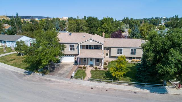2300 Cascade Dr -, Gillette, WY 82718 (MLS #20-497) :: The Wernsmann Team | BHHS Preferred Real Estate Group