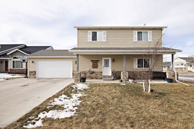 1330 Wisteria Ct -, Gillette, WY 82716 (MLS #20-50) :: Team Properties