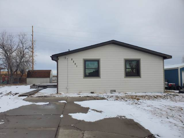 2301 Cheryl Ave -, Gillette, WY 82718 (MLS #20-52) :: The Wernsmann Team | BHHS Preferred Real Estate Group