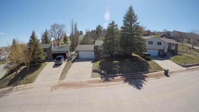 2903 Foothills Blvd -, Gillette, WY 82716 (MLS #20-526) :: The Wernsmann Team | BHHS Preferred Real Estate Group