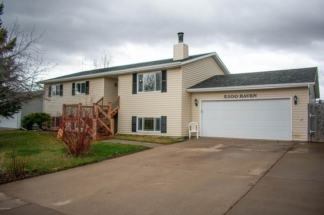 5300 Raven St -, Gillette, WY 82718 (MLS #20-537) :: The Wernsmann Team | BHHS Preferred Real Estate Group