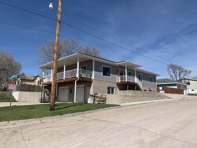 300 E Weston St E, Moorcroft, WY 82721 (MLS #20-557) :: The Wernsmann Team | BHHS Preferred Real Estate Group
