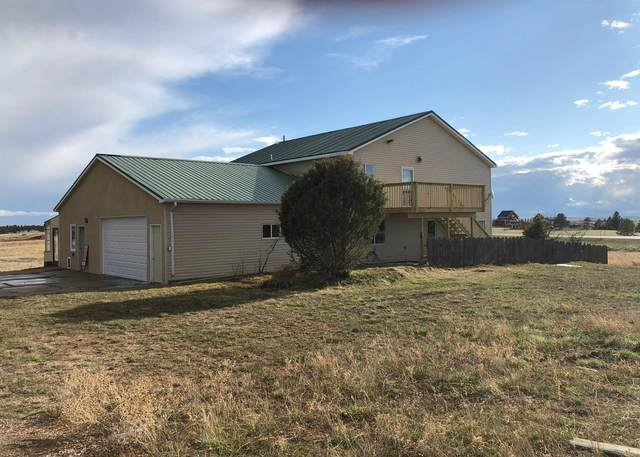 126 Pine Haven Rd -, Pine Haven, WY 82721 (MLS #20-566) :: Team Properties