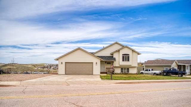 3601 Foothills Blvd -, Gillette, WY 82716 (MLS #20-569) :: The Wernsmann Team | BHHS Preferred Real Estate Group