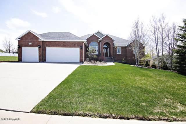 667 Par Dr -, Gillette, WY 82718 (MLS #20-572) :: The Wernsmann Team   BHHS Preferred Real Estate Group