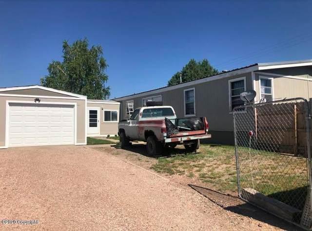 326 1st St -, Upton, WY 82730 (MLS #20-587) :: 411 Properties