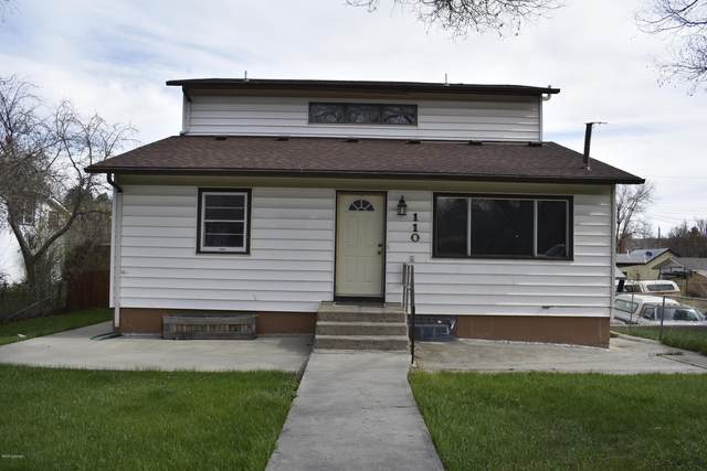 110 E Winthrop St E, Newcastle, WY 82701 (MLS #20-589) :: The Wernsmann Team | BHHS Preferred Real Estate Group
