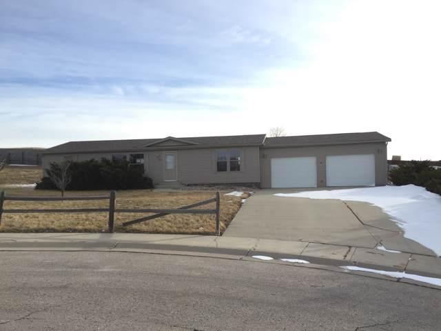 3606 Paul Revere Ln -, Gillette, WY 82718 (MLS #20-62) :: The Wernsmann Team | BHHS Preferred Real Estate Group