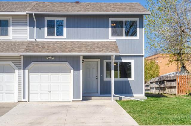 2355 Mahogany Cir -, Gillette, WY 82718 (MLS #20-625) :: The Wernsmann Team | BHHS Preferred Real Estate Group
