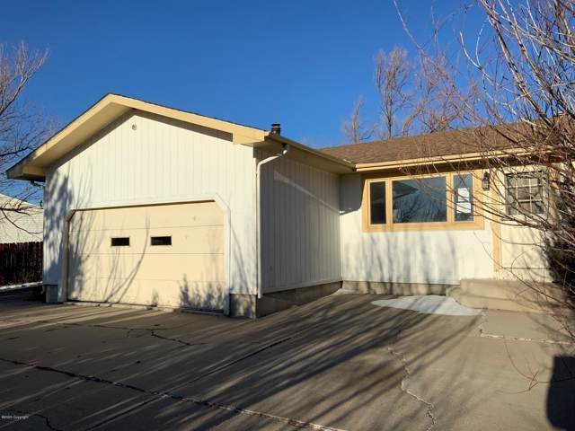 3102 Foothills Blvd -, Gillette, WY 82716 (MLS #20-63) :: The Wernsmann Team | BHHS Preferred Real Estate Group