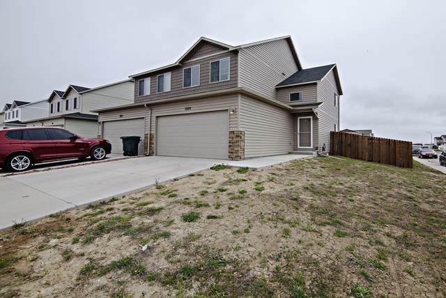 3229 Bantam Ave -, Gillette, WY 82718 (MLS #20-633) :: The Wernsmann Team | BHHS Preferred Real Estate Group
