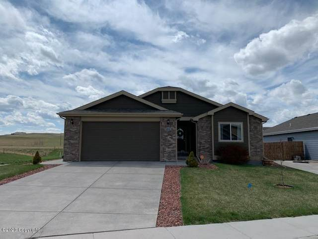 5810 Glock Ave -, Gillette, WY 82718 (MLS #20-637) :: The Wernsmann Team | BHHS Preferred Real Estate Group