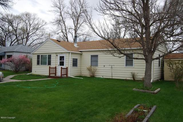 107 Bonnie Brae Ave -, Newcastle, WY 82701 (MLS #20-666) :: Team Properties