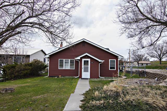 300 S Little Horn Ave S, Moorcroft, WY 82721 (MLS #20-669) :: The Wernsmann Team | BHHS Preferred Real Estate Group