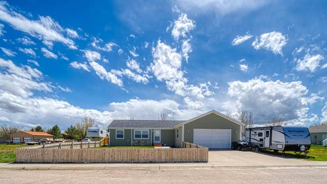 5206 Penny Ln -, Gillette, WY 82718 (MLS #20-671) :: The Wernsmann Team | BHHS Preferred Real Estate Group