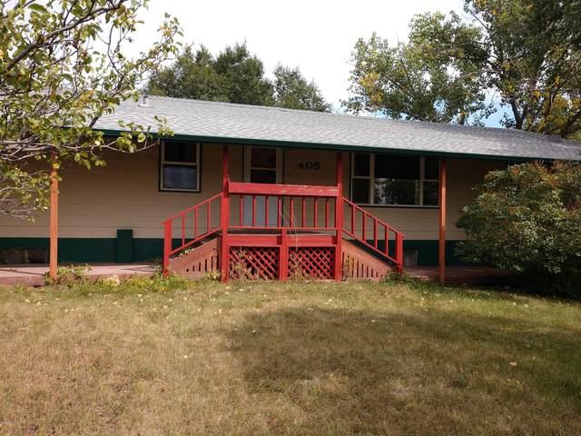 405 N Powder River Ave N, Moorcroft, WY 82721 (MLS #20-677) :: The Wernsmann Team | BHHS Preferred Real Estate Group