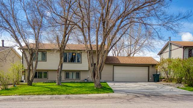 817 Rodeo St -, Gillette, WY 82718 (MLS #20-678) :: The Wernsmann Team | BHHS Preferred Real Estate Group