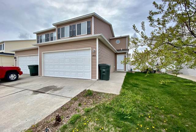 3800 Blue Ave -, Gillette, WY 82718 (MLS #20-679) :: Team Properties