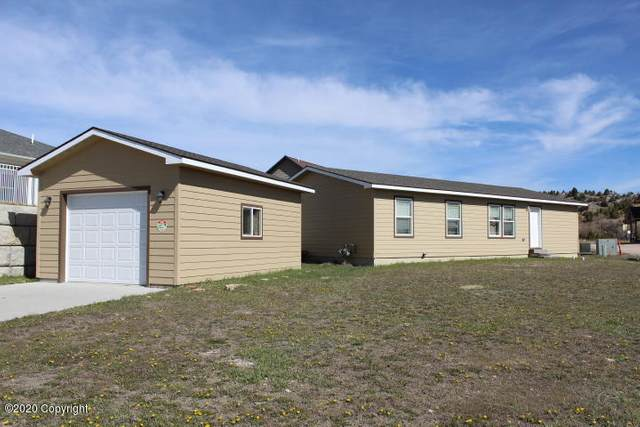 1409 Howell St -, Newcastle, WY 82701 (MLS #20-690) :: Team Properties