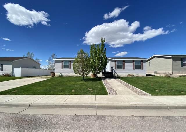 1701 Violet Ln -, Gillette, WY 82716 (MLS #20-700) :: The Wernsmann Team | BHHS Preferred Real Estate Group