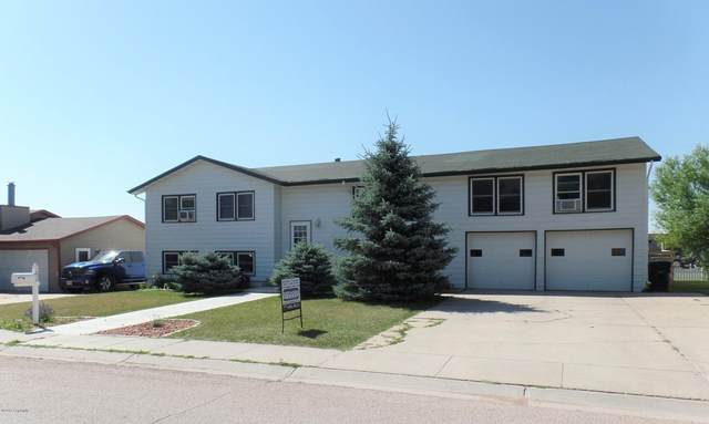 202 Sequoia Dr -, Gillette, WY 82718 (MLS #20-701) :: The Wernsmann Team | BHHS Preferred Real Estate Group