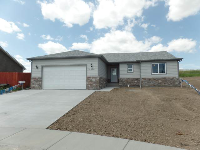 2608 Three Brothers Camp -, Gillette, WY 82718 (MLS #20-707) :: The Wernsmann Team | BHHS Preferred Real Estate Group