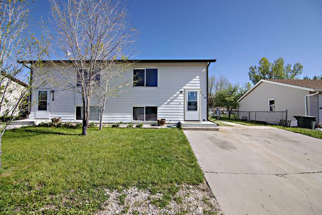 114 W Redwood St W, Gillette, WY 82718 (MLS #20-709) :: The Wernsmann Team | BHHS Preferred Real Estate Group