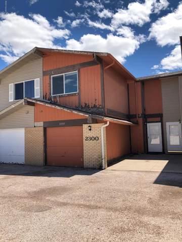 2300 Nogales Way -, Gillette, WY 82716 (MLS #20-712) :: Team Properties