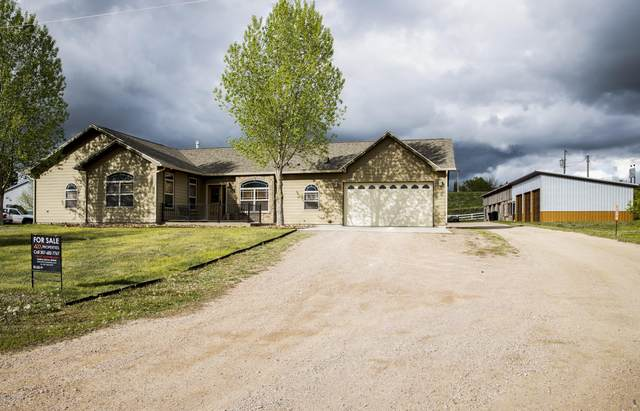 54 Country Ln -, Moorcroft, WY 82721 (MLS #20-714) :: Team Properties