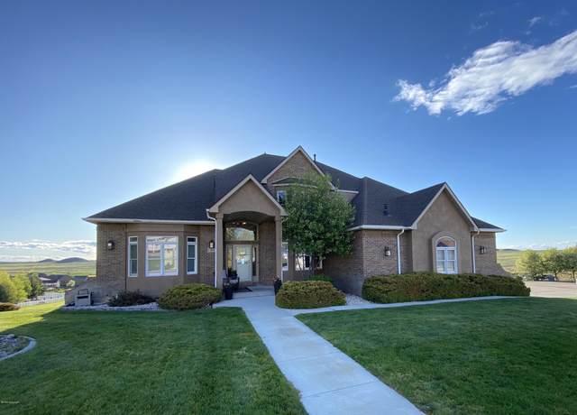 505 Par Dr -, Gillette, WY 82718 (MLS #20-716) :: The Wernsmann Team | BHHS Preferred Real Estate Group