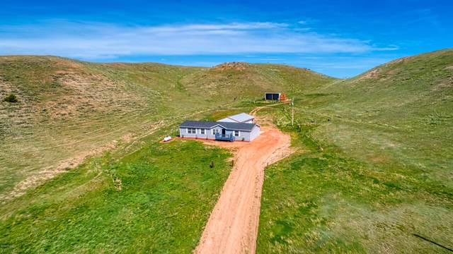 15 Frying Pan Lake Rd -, Gillette, WY 82716 (MLS #20-717) :: The Wernsmann Team   BHHS Preferred Real Estate Group