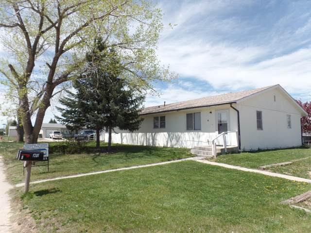 1201 E 9th St, Gillette, WY 82716 (MLS #20-718) :: Team Properties