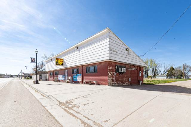 Cowboy Bar -, Upton, WY 82730 (MLS #20-720) :: Team Properties