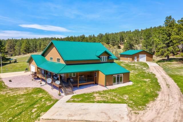 78 Hay Creek Rd -, Aladdin, WY 82710 (MLS #20-723) :: Team Properties