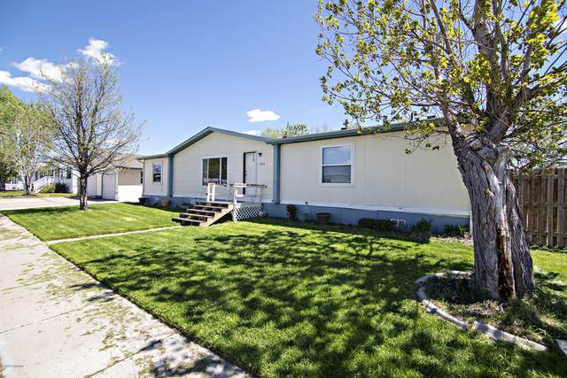 1404 Denver Ave -, Gillette, WY 82716 (MLS #20-725) :: Team Properties