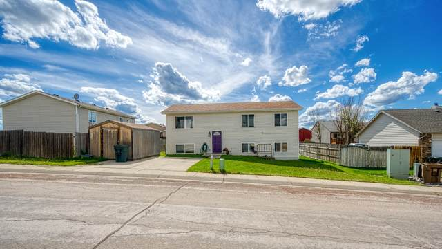 406 Oregon Ave -, Gillette, WY 82718 (MLS #20-726) :: Team Properties