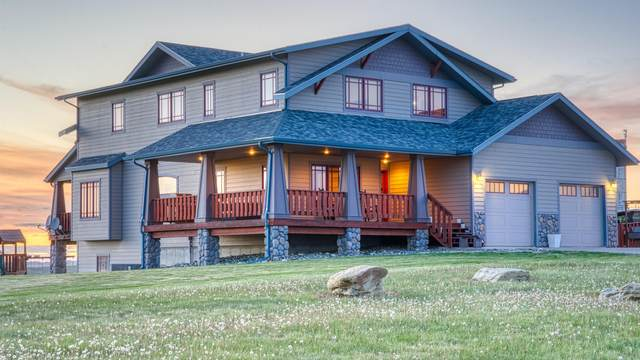 8500 Whitetail Ct -, Gillette, WY 82718 (MLS #20-727) :: The Wernsmann Team | BHHS Preferred Real Estate Group