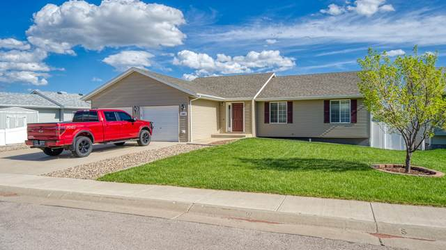 1401 Melissa Dr -, Gillette, WY 82718 (MLS #20-728) :: Team Properties