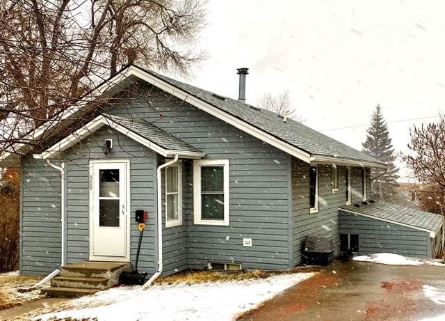 509 S Ross Ave S, Gillette, WY 82716 (MLS #20-73) :: The Wernsmann Team | BHHS Preferred Real Estate Group
