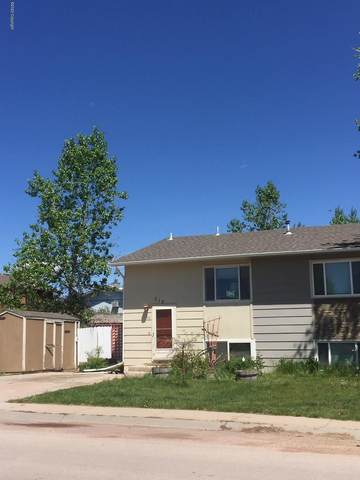 310 W Redwood St -, Gillette, WY 82718 (MLS #20-733) :: Team Properties