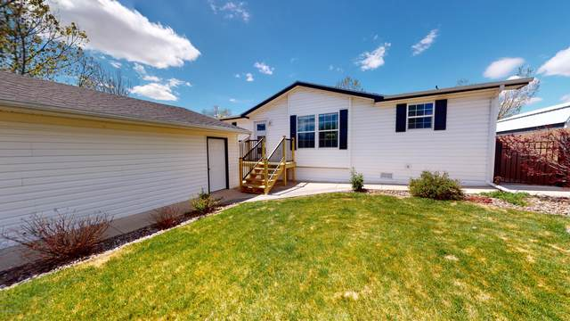 2108 Sammye Ave -, Gillette, WY 82718 (MLS #20-734) :: Team Properties
