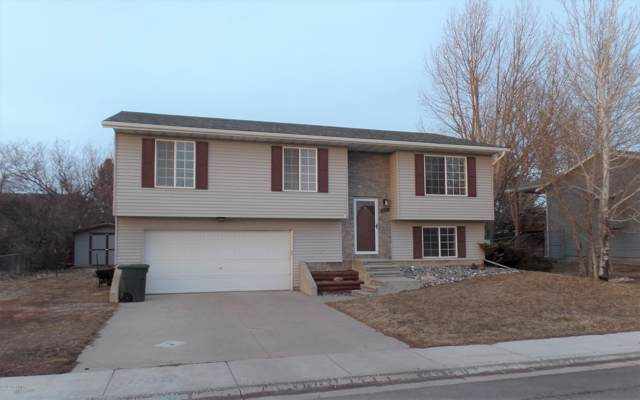 308 W Timothy St -, Gillette, WY 82718 (MLS #20-74) :: The Wernsmann Team | BHHS Preferred Real Estate Group
