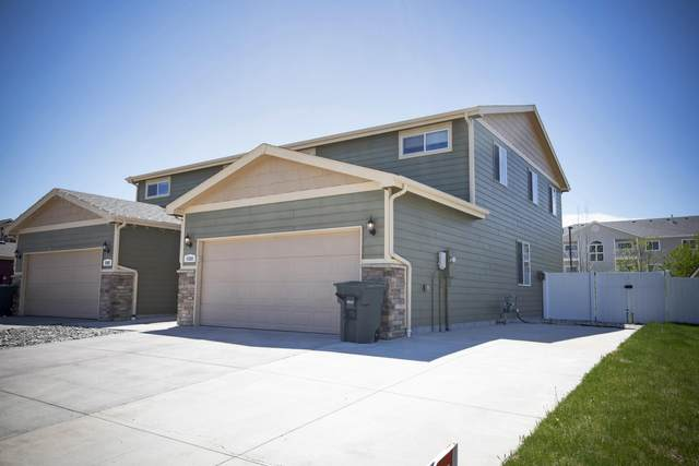 5500 Glock Ave -, Gillette, WY 82718 (MLS #20-740) :: 411 Properties