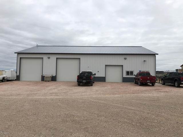 1545 Business Cir -, Gillette, WY 82716 (MLS #20-741) :: The Wernsmann Team | BHHS Preferred Real Estate Group