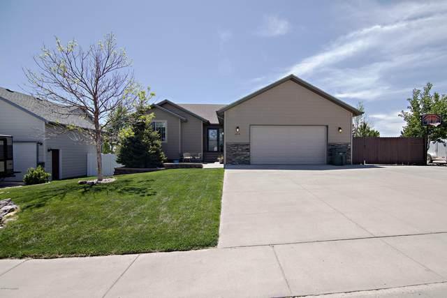 4715 Alex Way -, Gillette, WY 82718 (MLS #20-765) :: 411 Properties