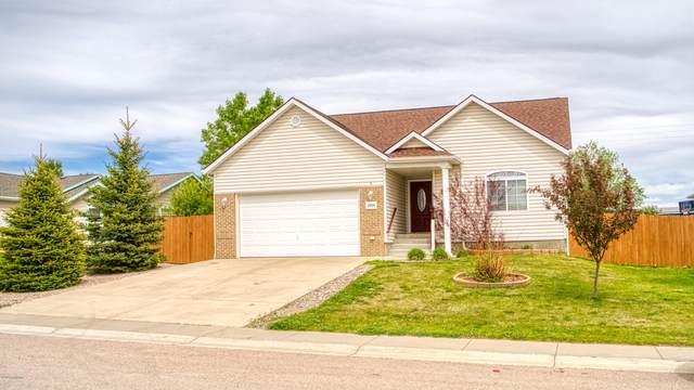 4209 Longhorn Ave -, Gillette, WY 82718 (MLS #20-767) :: 411 Properties