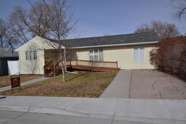 212 Frontier Ave -, Newcastle, WY 82701 (MLS #20-77) :: Team Properties
